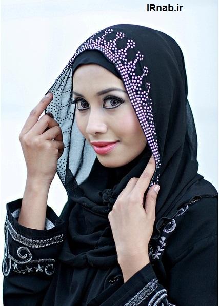 مدل زیبا حجاب مدل لباس و مانتو با حجاب