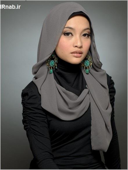 مدل مانت مدل لباس و مانتو با حجاب