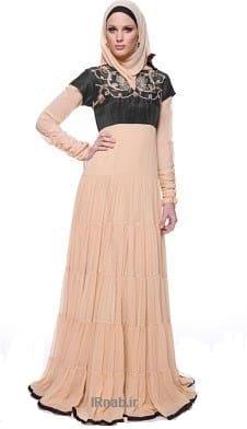 Classy Hijab Burkah Styles 2014 10 مدل لباس و مانتو با حجاب
