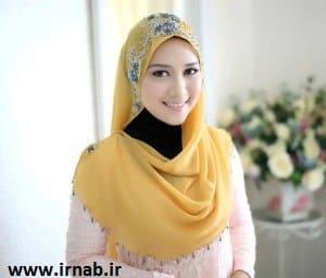 Classy Hijab Burkah Styles 2014 6 مدل لباس و مانتو با حجاب