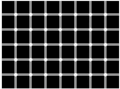 خطای دید چشم انسان عکس خطای دید چشم