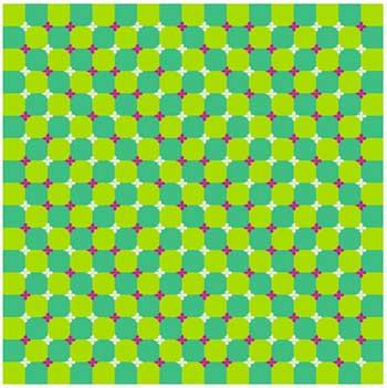 عکس خطای دید چشم بسیار جالب عکس خطای دید چشم