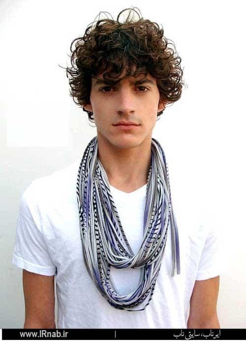 man Hairstyles 1396 www irnab ir14 عکس مدل مو مردانه جدید و جوان پسند ایرانی برای سال 1396