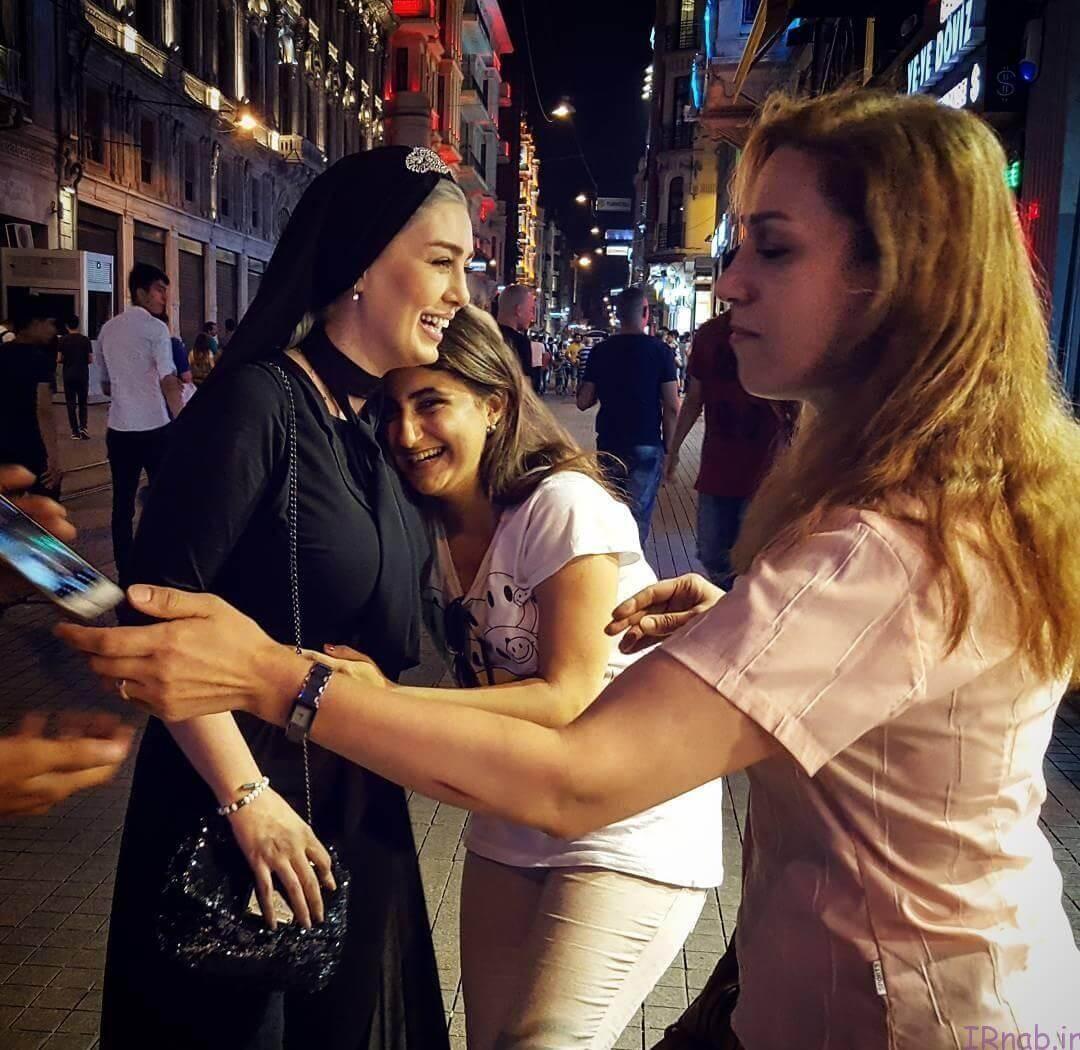 590d5f3d0ac36 pic of sahar ghoreyshi irnab ir عکس دیده نشده سحر قریشی در آنتالیا