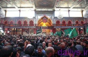 تصاویری از عاشورای حسینی در کربلا irnab ir تصاویری از عاشورای حسینی در کربلا