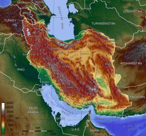 مساحت کشور ایران irnab ir مساحت کشور ایران