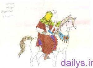نقاشی در مورد عاشورا irnab ir نقاشی در مورد عاشورا
