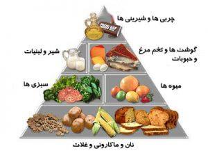 چهار گروه مواد غذایی irnab ir چهار گروه مواد غذایی