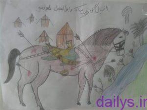 59cb5c085f459 نقاشی در مورد ماه محرم irnab ir نقاشی در مورد ماه محرم