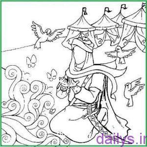 59cca28d00f67 نقاشی در مورد عاشورا irnab ir نقاشی در مورد عاشورا