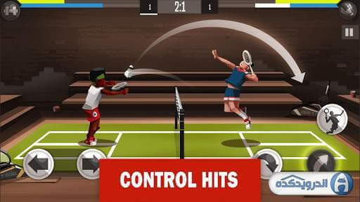 5a2a5a8827440 badminton league irnab ir دانلود Badminton League 2.0.3108 بازی لیگ بدمینتون اندروید + مود