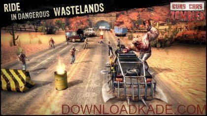 5a33edd389d8d guns cars zombies irnab ir دانلود Guns, Cars, Zombies 2.1.5 –بازی نابود کردن زامبی ها با ماشین های جنگی اندروید + مود + دیتا