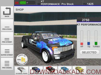 5a3f51ba0cd18 diesel drag racing pro irnab ir دانلود Diesel Drag Racing Pro v1.17 بازی مسابقه ی ماشین سواری  اندروید
