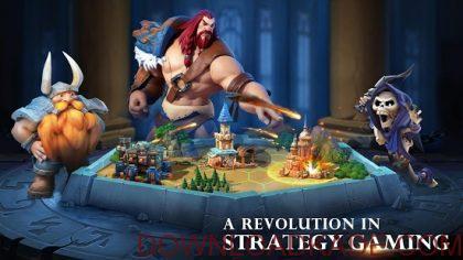 art of conquest irnab ir دانلود Art of Conquest (AoC) 1.16.1 بازی استراتژیک هنر پیروزی اندروید