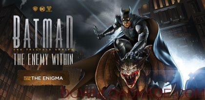 batman the enemy within irnab ir دانلود Batman: The Enemy Within 0.12 بازی بتمن:دشمن درون اندروید