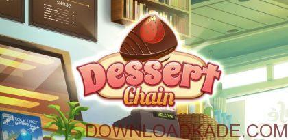 dessert chain coffee sweet irnab ir دانلود Dessert Chain: Coffee & Sweet 0.8.2  بازی زنجیره ی دسر ها:قهوه و شکلات اندروید + مود
