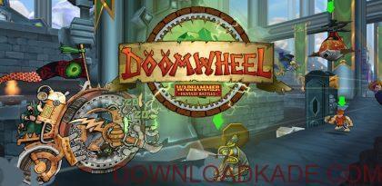 doomwheel irnab ir دانلود Doomwheel 1.2.1 بازی ماشین جنگی اندروید + دیتا