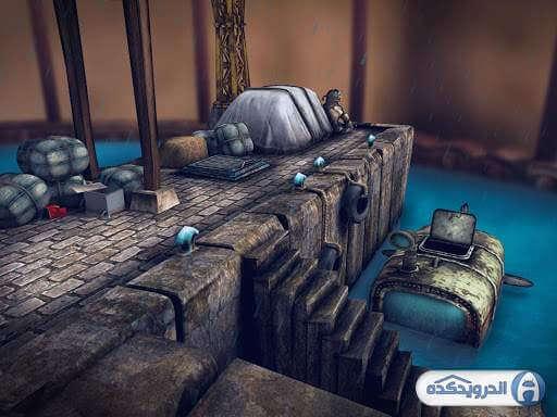 dreamcage escape irnab ir دانلود Dreamcage Escape v1.12 بازی رویای فرار از قفس اندروید