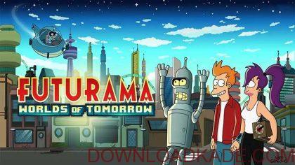 futurama worlds of tomorrow irnab ir دانلود Futurama: Worlds of Tomorrow 1.5.1  بازی ماجراجویی فیوچراما: دنیای آیندگان اندروید + مود