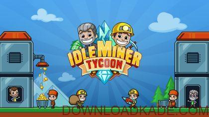 idle miner tycoon irnab ir دانلود Idle Miner Tycoon 1.46.1  بازی معدنچی پولدار اندروید + مود