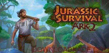 jurassic survival island irnab ir دانلود Jurassic Survival Island: ARK 2 Evolve 1.2.5 بازی زنده ماندن در جزیره اندروید + مود