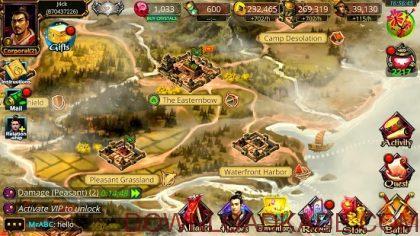 kingdom destiny 2 rise of warlords irnab ir دانلود Kingdom Destiny 2: Rise of Warlords 1.2.2 بازی سرنوشت پادشاهی 2 اندروید