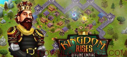 kingdom rises offline empire irnab ir دانلود Kingdom Rises: Offline Empire 1.7 بازی گسترش امپراطوری اندروید + مود