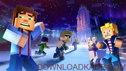 minecraft story mode season two irnab ir دانلود Minecraft: Story Mode – Season Two 1.11 فصل دوم بازی ماینکرفت اندروید + مود + دیتا