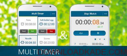 multi timer paid irnab ir دانلود Multi Timer Paid 3.2.3 برنامه تایمر چند کاره اندروید