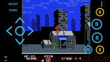 nostalgia nes pro irnab ir دانلود Nostalgia.NES Pro 1.16.2 برنامه شبیه ساز نینتندو برای اندروید