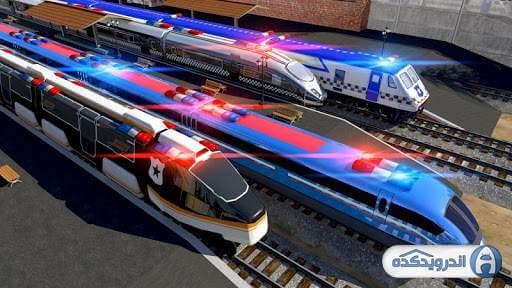 police train simulator 3d prison transport irnab ir دانلود Police Train Simulator 3D: Prison Transport v1.3 شبیه ساز قطار پلیس اندروید