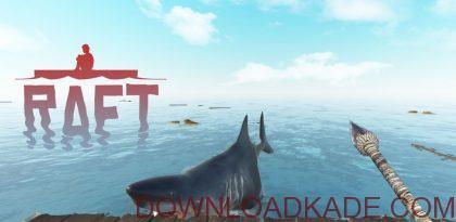 raft survival ultimate irnab ir دانلود Raft Survival : Ultimate 3.7.8 بازی بقا اندروید