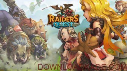 raiders quest rpg irnab ir دانلود Raiders Quest RPG 1.7.10 بازی اندروید