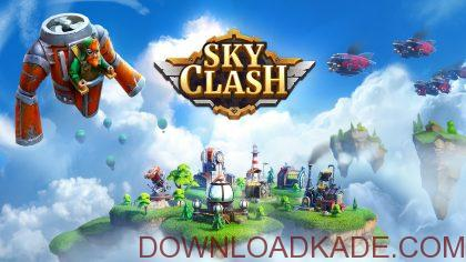 sky clash lords of clans 3d irnab ir دانلود Sky Clash: Lords of Clans 3D 1.43.2849 بازی جنگ های هوایی اندروید