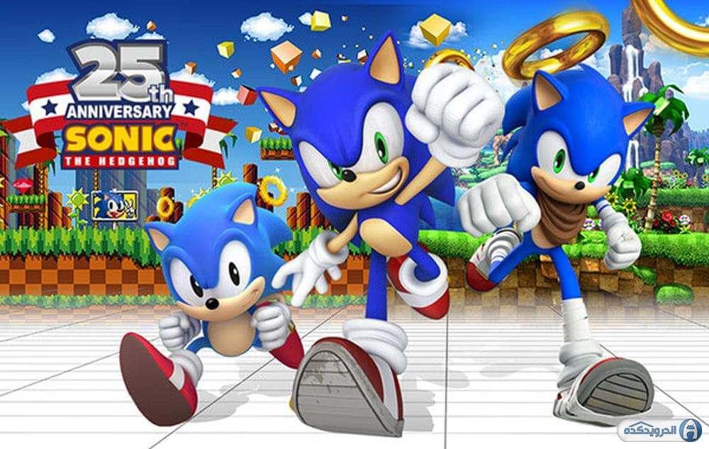 sonic the hedgehog irnab ir دانلود بازی سونیک Sonic The Hedgehog v3.2.4+ مود اندروید