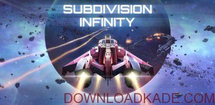 subdivision infinity irnab ir دانلود Subdivision Infinity 1.0.6517  بازی تیرانداز فضایی اندروید + مود + دیتا
