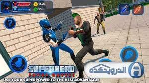 superhero fatal battle irnab ir دانلود Superhero Fatal Battle v6.0.0 بازی نبرد مرگبار اندروید