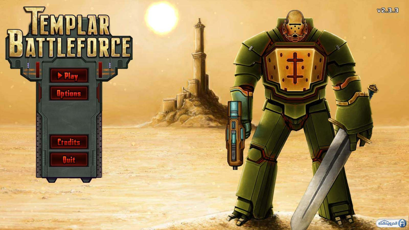 templar battleforce rpg irnab ir دانلود بازی نابودی پناهگاه Templar Battleforce RPG v2.6.43 اندروید