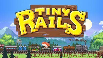 tiny rails irnab ir دانلود Tiny Rails 1.7.0 بازی قطارهای کوچک اندروید + مود
