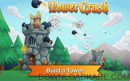 tower crush irnab ir دانلود Tower Crush 1.1.18بازی شکستن برج ها اندروید + مود