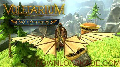 voletarium sky explorers irnab ir دانلود Voletarium: Sky Explorers 1.1.2  بازی کاوشگران آسمان اندروید + مود + دیتا