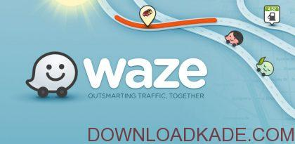 waze gps maps traffic irnab ir دانلود Waze – GPS, Maps & Traffic 4.34.0.1  برنامه ترافیک و جهت یابی اندروید