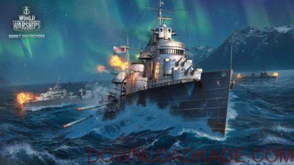 world of warships blitz irnab ir دانلود World of Warships Blitz 0.9.1 بازی حمله کشتی های جنگی اندروید + دیتا