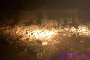 zelzele halabche irnab ir زلزله حلبچه