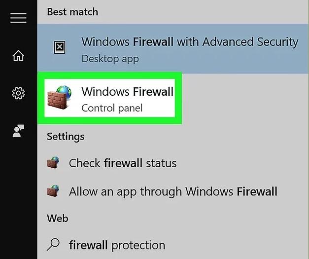 برنامه را با استفاده فایروا irnab ir چگونه یک برنامه را با استفاده از فایروال ویندوز مسدود کنیم؟