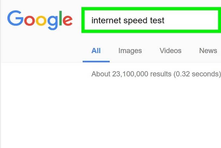 سرعت wi fi را با استفاده گوگل بررسی irnab ir چگونه سرعت Wi Fi را با استفاده از گوگل بررسی کنیم؟