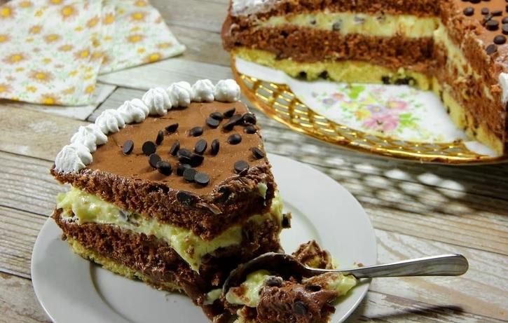 طرز تهیه ی کیک سه لایه ی شکلاتی irnab ir طرز تهیه ی کیک سه لایه ی شکلاتی