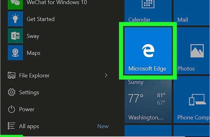 نحوه فعال حالت incognito مرورگر microsoft edge irnab ir نحوه فعال کردن حالت incognito در مرورگر Microsoft Edge