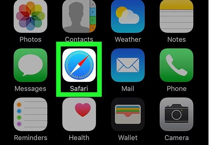 نحوه فعال حالت incognito مرورگر safari irnab ir نحوه فعال کردن حالت incognito در مرورگر Safari