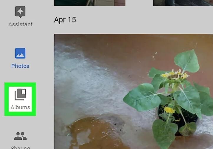 نحوه ی اضافه موقعیت مکانی آلب 2 irnab ir نحوه ی اضافه کردن موقعیت مکانی به یک آلبوم در Google Photos